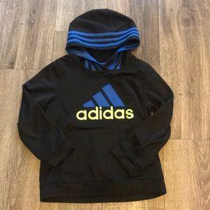 Adidas Hoodie Size 7X